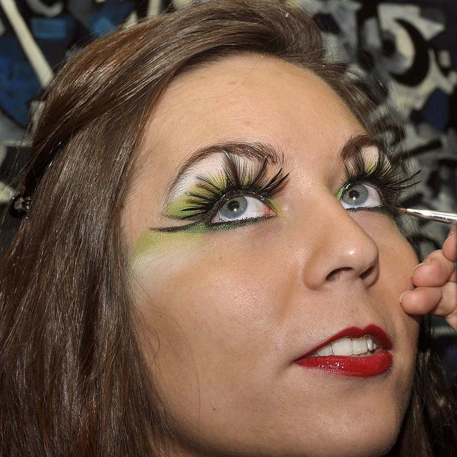 Catherinettes de Montmartre 2010 - Maquillage (8361)