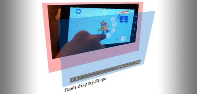 Stage Video pour le Flash Player 10.2 bta