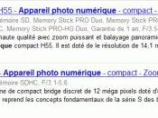 notes utilisateurs Google Shopping
