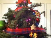 Noël Pour Simpson, sent sapin