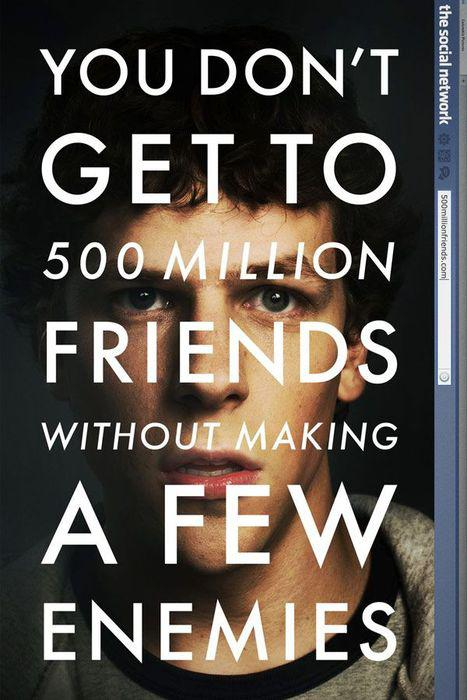 Facebook, le film : « The Social Network »