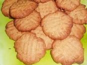 Sablés beurre cacahuétes profitez pour vous faire plaisir ....