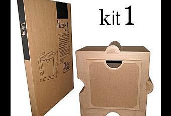 kit pour meubles en carton d couvrir. Black Bedroom Furniture Sets. Home Design Ideas