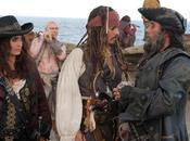 Premières images PENELOPE CRUZ JOHNNY DEEP ,Pirates Caraïbes