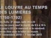 Louvre temps Lumières