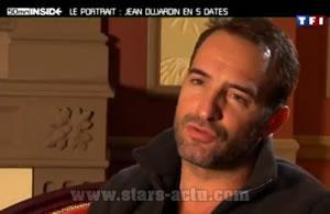 Jean dujardin chez claire chazal 20h dimanche d couvrir for Dujardin jean marc