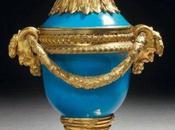Vase couvert d'époque Louis attribué Jean Dulac