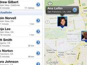 Google latitude s'installe l'iPhone