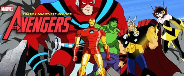The avengers earth 39 s mightiest heroes retour sur les 10 premiers pisodes de l 39 anim - The avengers dessin anime ...