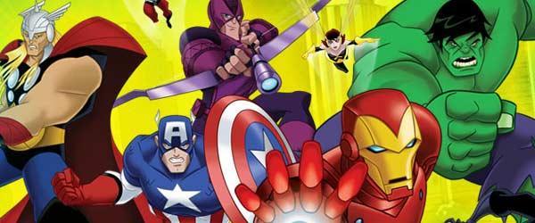 The Avengers : Earth's Mightiest Heroes, Retour Sur Les 10 Premiers épisodes De L'animé !