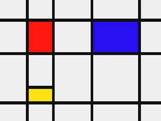 En attendant no l programme de r jouissances voir for Oeuvre minimaliste