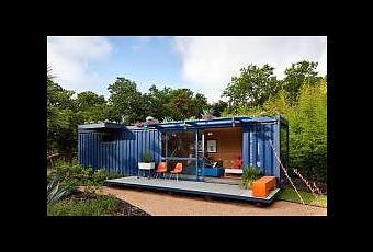 Vivre en maison container la solution anti crise lire for Vivre container