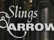 (CAN) Slings Arrows dramédie vibrante, humaine passionnée