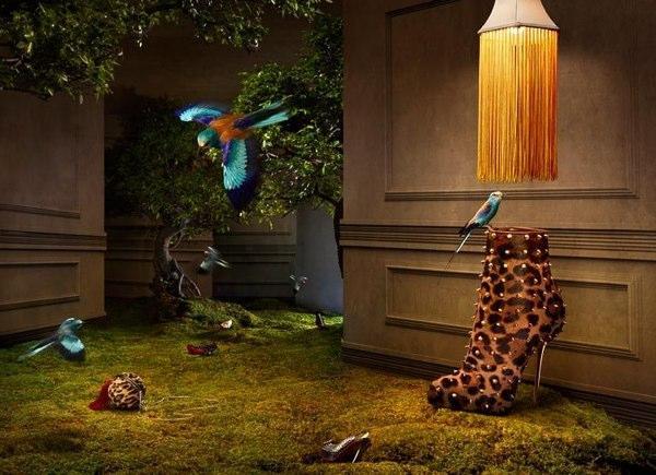 La mode au pays des contes de fées