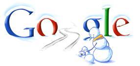 logo de google pendant les f234tes de no235l 192 voir