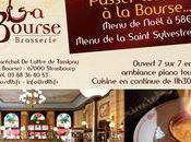 Strasbourg, restaurant Bourse 31... décembre