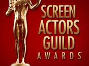 Screen Actors Guild Awards 2011 nommés sont