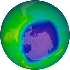 Le trou de la couche d ozone d couvrir - Trou dans la couche d ozone ...