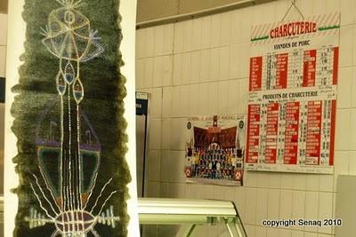 March victor hugo bordeaux nocturne les peintures en expo sous vitrines - Nocturne ikea bordeaux ...