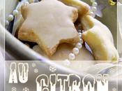 Etoiles Citron... Bredele Noël
