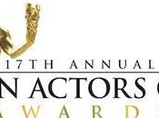 Screen Actors Guild 2011: nominations