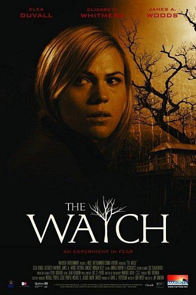 Seule face à sa peur (The Watch)