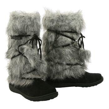 les bottes fourrure avoir chaud aux pieds tout en restant glamour paperblog. Black Bedroom Furniture Sets. Home Design Ideas