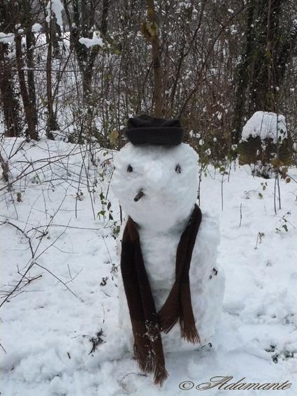 que dit un bonhomme de neige quand il rencontre un autre bonhomme de neige