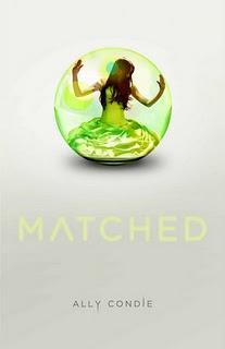Promise la trilogie d'Ally Condie - Matched