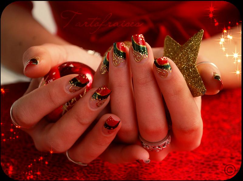 Дизайн ногтей на 2016 фото новинки новогодние