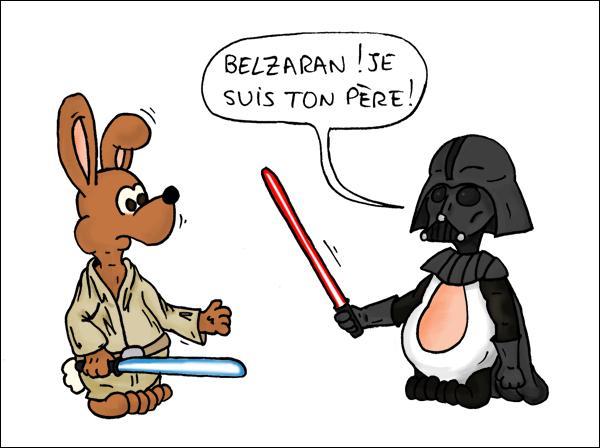 Fan Art Star Wars à Découvrir