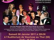 Gala Solidarité Marion Pietreschi tiendra janvier Avignon.