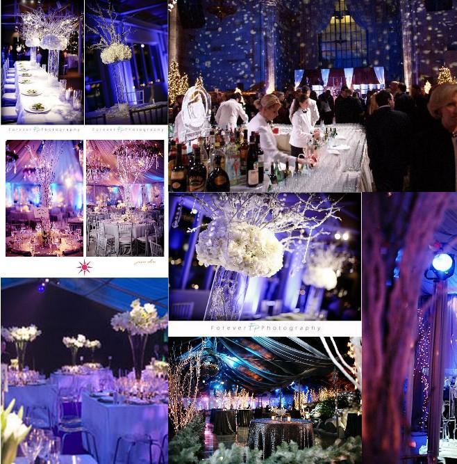 Déco de salle merveilleuse illuminée et brillante - Paperblog