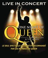 one night of queen spectacle concert