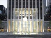 Construction d'un Apple Store France