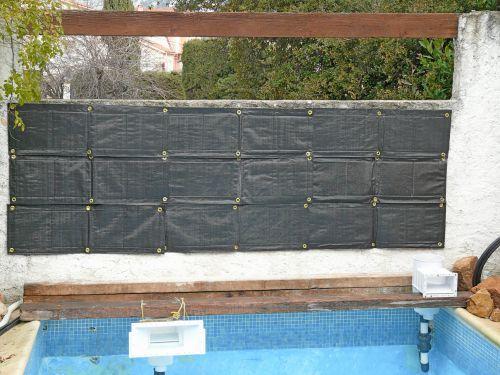 Installation de l 39 arrosage int gr pour le mur v g tal for Mur vegetal exterieur en kit
