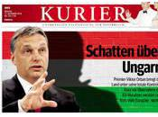 Hongrie mauvais visage l'UE