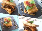 Millefeuille d'hiver accents