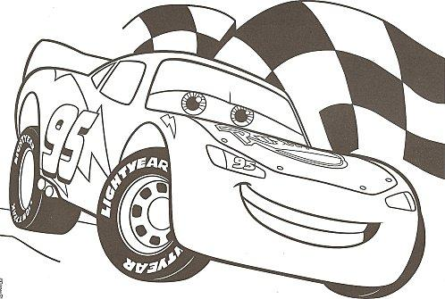 Comment dessiner cars - Car coloriage ...