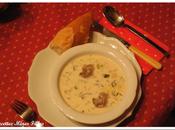 recette Soupe d'huîtres parfumée fenouil dill