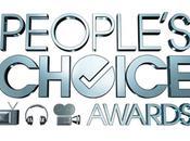 liste invités People's Choice Awards.