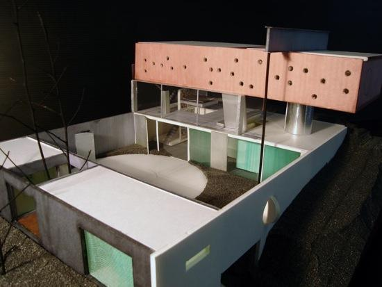 la maison du jeudi maison bordeaux rem koolhaas paperblog. Black Bedroom Furniture Sets. Home Design Ideas