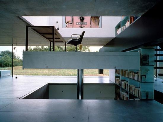 La maison du jeudi maison bordeaux rem koolhaas for Maison de l architecture bordeaux