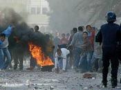Alger émeutes propagent dans plusieurs quartiers