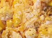 spaghettis complets leur sauce crémeuse poireaux-oignons-marsala