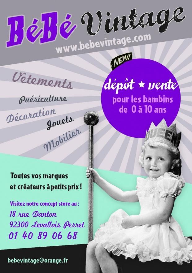 vite chez b b vintage ze d p t vente parisien on line pour enfants modeux lire. Black Bedroom Furniture Sets. Home Design Ideas