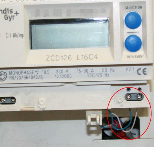 Edf et les changements de compteur electrique lire - Changer le compteur edf ...