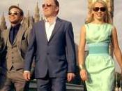(UK) Hustle, series arnaqueurs sont retour
