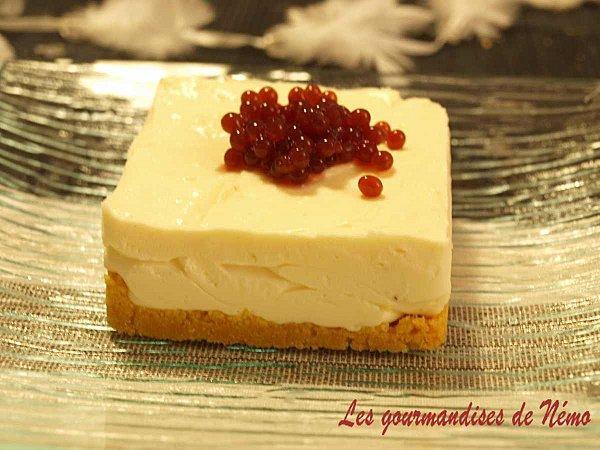Cheesecake sans cuisson paperblog - Recette cheesecake sans cuisson ...