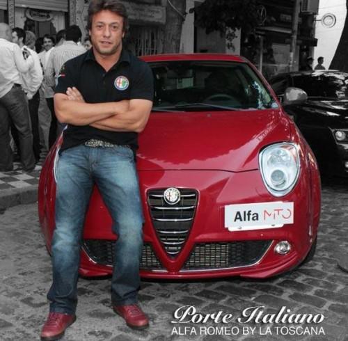 """Nouvelle Collection Alfa Romeo .. Et """"La Toscana"""""""
